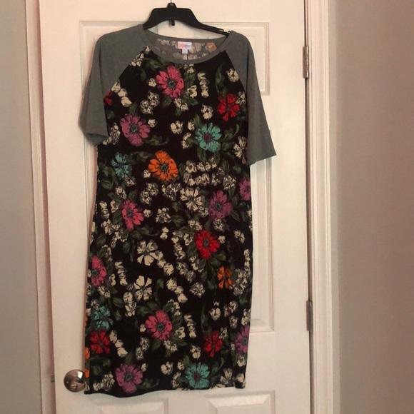 LuLaRoe Dresses & Skirts - 2X Julia dress!!